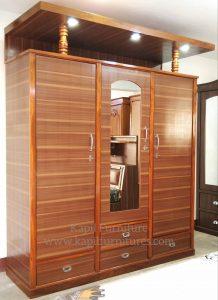 wardrobe, wooden